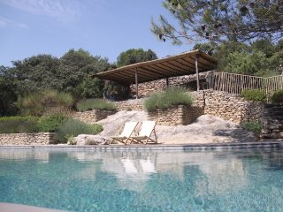 La Bergerie, Stunning Views, Garden and Infinity Pool