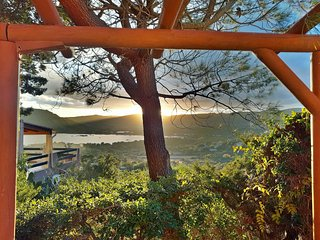 Charmante villa à Santa Giulia de Porto-Vecchio, coin calme proche de la plage