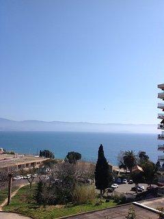 Appartement Ajaccio T2 Sanguinaires vue mer