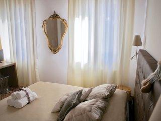 B&B Al Pozzo di Luce-Sanpierota double room/bath