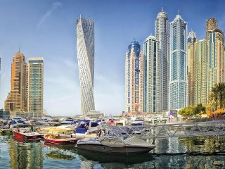 New in market cosy apartment in heart of Dubai Marina