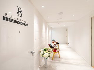 Bel Etage Luxury Rooms Hallway