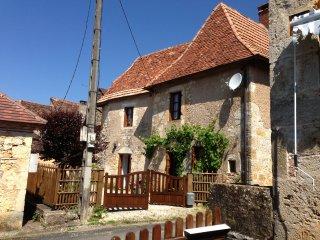 Gîte en pierre Dordogne