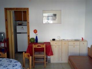 Appartamento con ingresso autonomo al piano terreno