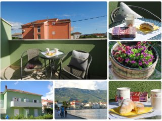 Cute & cozy apartment in Kastel Novi