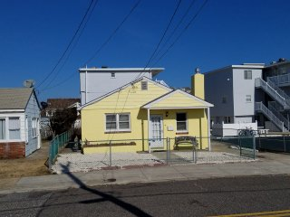 Beach Block Single Family Home just steps from beach, with private parking!