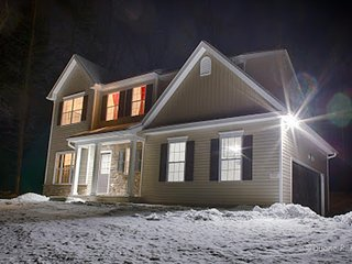 BRAND NEW HOUSE IN POCONO MOUNTAINS- JONAH'S MANOR