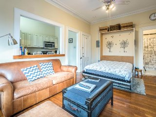 Adorable vintage condo in South End w/ updated finishes & great location!