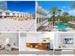 3 Room Metropolitan Oceanfront Suite at Shelborne