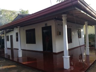A house with 2 rooms with all facilities
