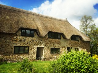 Stunning Devon Country Cottages - Stream Cottage sleeps 6 in 3 bedrooms