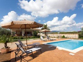 Villa en Palma con piscina en zona residencial para Familias o grupos tranquilos