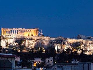 5* 'AGORA LOFT' Acropolis View