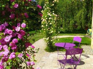 Chambre d'hôtes ' rose de mai ' le clos du Fraysse