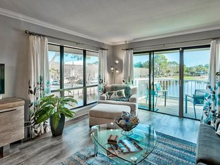 Newly Updated 2BD/2BA Bayside Condo in Sandestin Golf & Beach Resort~Includes Ne