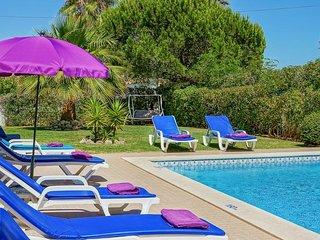 Sesmarias Villa Sleeps 8 with Pool Air Con and WiFi - 5400271