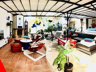 Loft 75 estiloso con imobiliario de buen gusto  en Tahiche Garden-Center