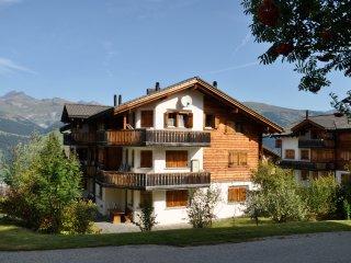 Penthousewohnung in Obersaxen GR, Nahe Flims/Laax