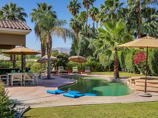 Indulgent Escape in Rancho Mirage