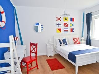Nautical rooms large double room