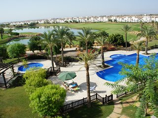 La Torre Golf Resort, Penthouse Best location and Views on La TORRE