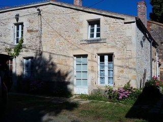 Traditional farmhouse 'gite' w/WiFi