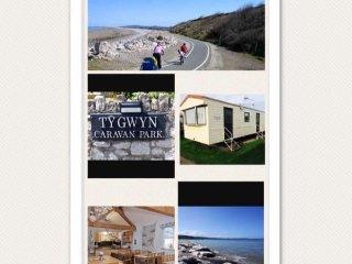 Caravan hire- Malchri ,Ty gwyn ,North Wales