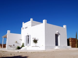 Ios Art Villa, Cyclades, Greece.