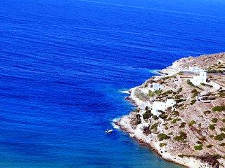 Ios Art Villa, Cyclades, Greece.