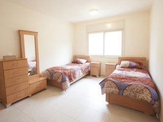 4 Bedroom Apartment for Rent-Rawabi City/Bedroom #4