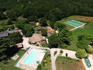 Villa 6/8 pers. #3 in **** Dordogne Holiday Resort