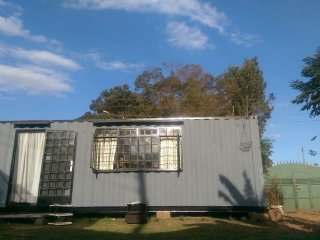 Modern Charming Tiny Living Container Home