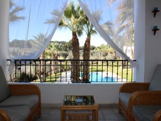 Large 1 Bed Apt Villamartin Overlooking Communal Pool and Golf Course!