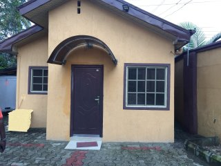 Fully Furnished Chalet in quiet Gated Community GRA Ikeja