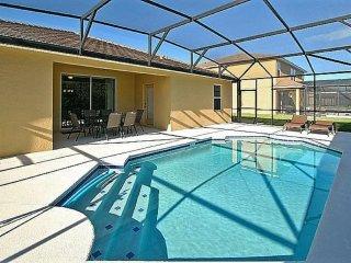 Luxury 5 BR 4 BA Private Pool Home Near Disney