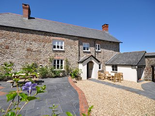 THORF House in Buckland Brewer