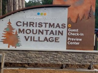 Christmas Mountain Village Resort, 2 Bedroom 1 Bath Cottage