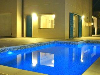 Villa con piscina privata