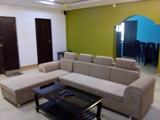 Luxury apartment near Baga beach, North Goa
