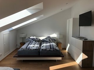 Beautiful Loft at the English Garden, 60 qm