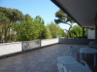 Grande appartamento Riccione,50 mt dal mare,Viale Gramsci