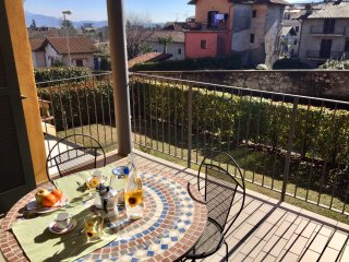 Isabella apartment in Baveno near the centre with terrace