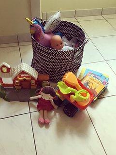Des jouets pour vos petits mis à disposition