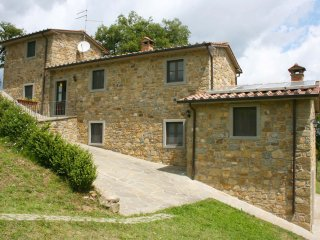 3 bedroom Villa in Talla, Tuscany, Italy : ref 5490484