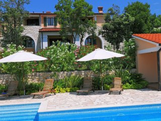 5 bedroom Villa in Valhova, Istria, Croatia : ref 5518329