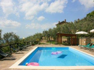 5 bedroom Villa in Loro Ciuffenna, Tuscany, Italy : ref 5490463