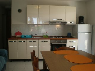 Apartments Pelegrin - Two Bedroom Apartment with Garden View (Apartment A)