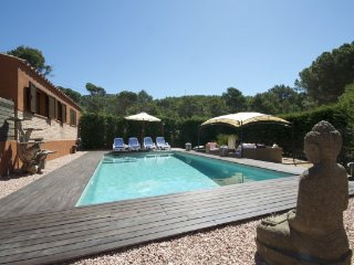 Begur Villa Sleeps 5 with Pool and WiFi - 5313757