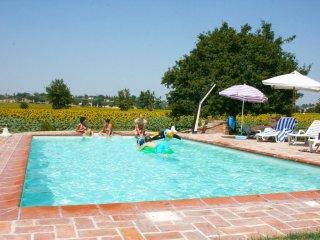 4 bedroom Villa in Ponte al Rame, Tuscany, Italy : ref 5490487