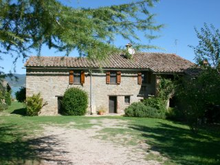 4 bedroom Villa in Monte del Lago, Umbria, Italy : ref 5490456
